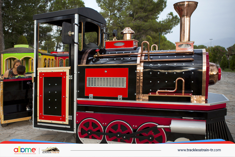 Electric Amusement Trackless Train for Kids electric mall train, trackless train Electric Mall Train, Trackless Train Electric Amusement Trackless Train for Kids 1
