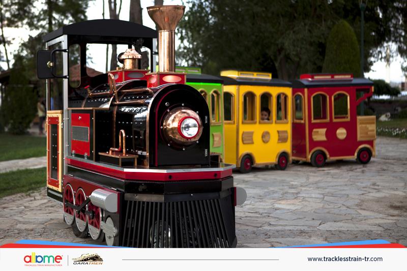 Kids Electric Mini Train electric mall train, trackless train Electric Mall Train, Trackless Train Kids Electric Mini Train 6