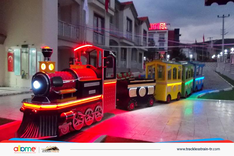 Shopping Mall Train electric mall train, trackless train Electric Mall Train, Trackless Train Shopping Mall Train 2