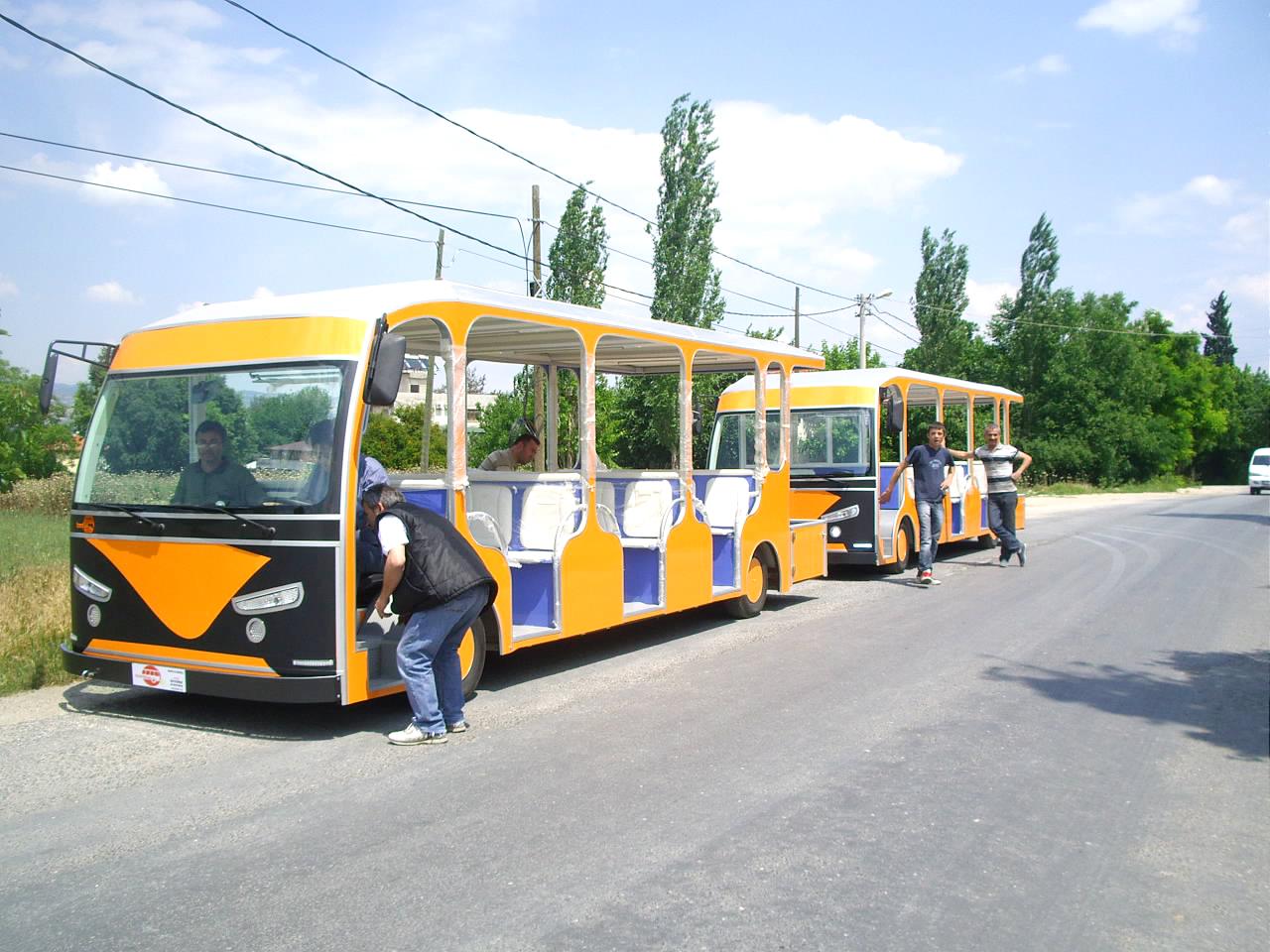 electric bus trambus Trambus electric bus