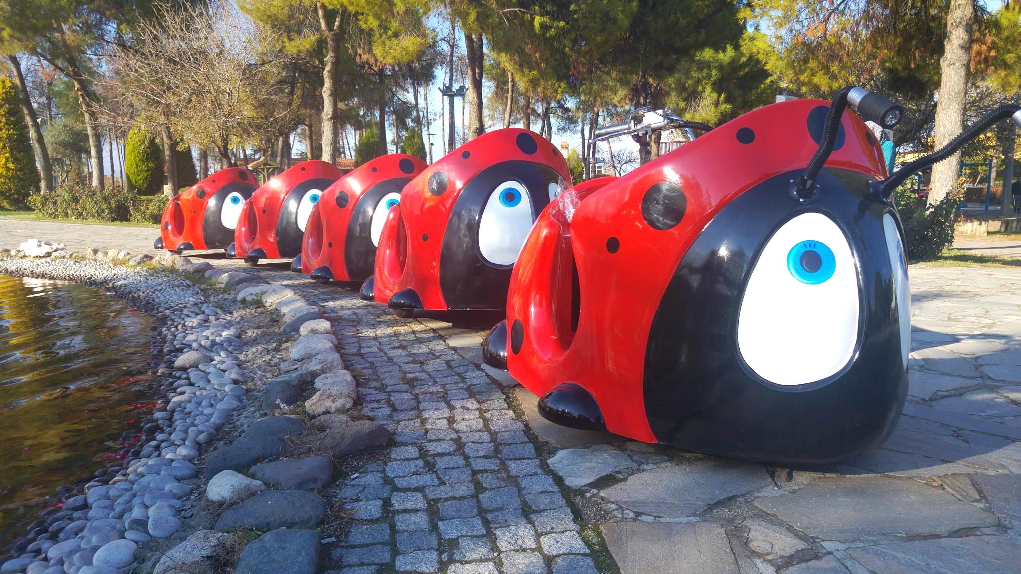 ludybug Ludybug ladybug train