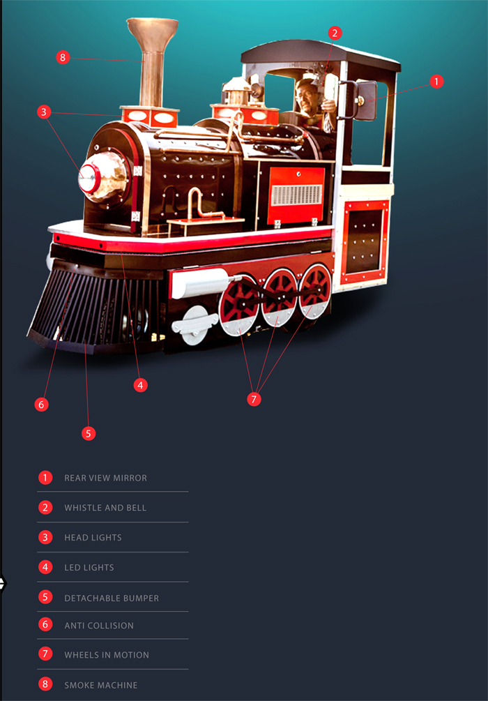 mall traklesstrain turkey trackless train Electric Mall Train, Trackless Train mall traklesstrain turkey