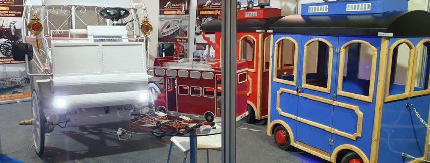 trackless train fair center  Our Company Participated In The Fair trackless train fair center 845x321