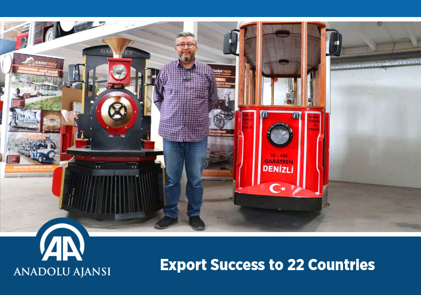 Export success to 22 countries trackless electric trains Home – Trackless Electric Trains Export success to 22 countries